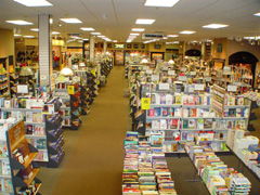 imagine walking into your local book store